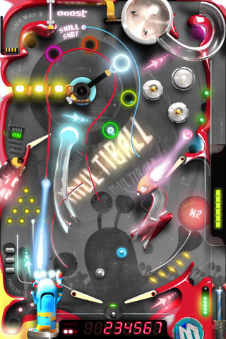 Multiball Pinball
