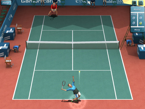 Tennis Online Game