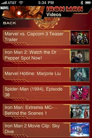 Iron Man Central