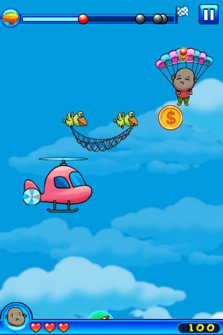 Crazy Parachute