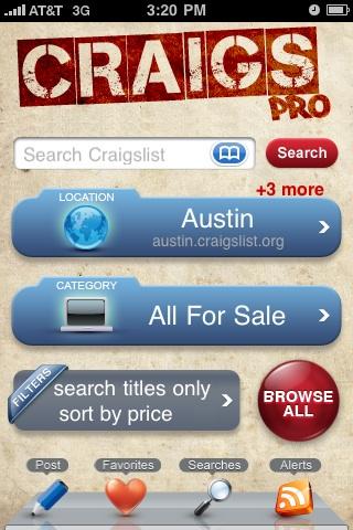Craigs Pro