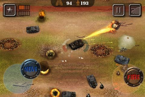 Great Tank War