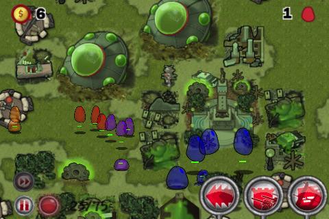 Last Front: Blob Invasion