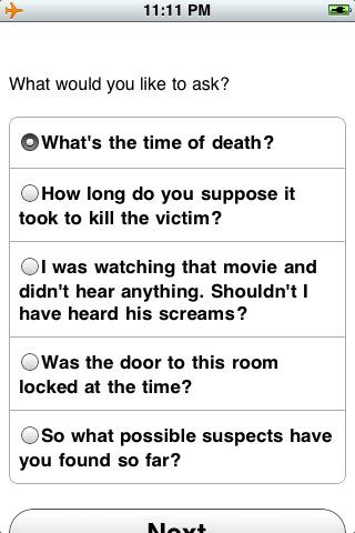 Popcorn, Soda…Murder?
