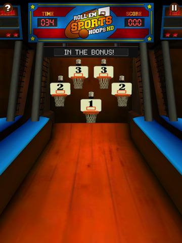 Roll 'em Hoops HD