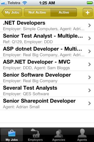 My Jobs: Job Search Organizer