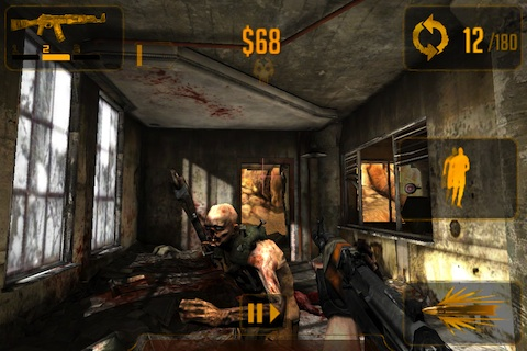 RAGE on iPhone 4