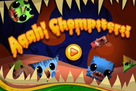 Aaah! Chompsters!