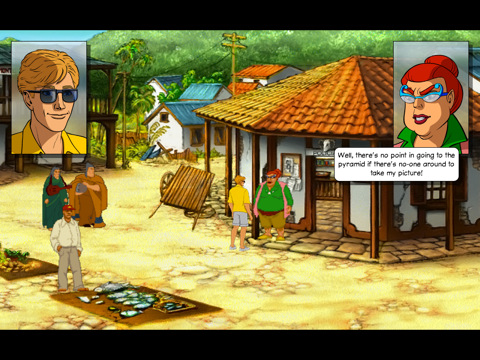 Broken Sword - The Smoking Mirror: Remastered