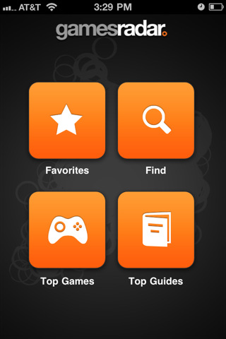 gamesradar iphone app review appsafari