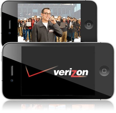 Verizon iPhone Information
