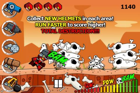 Helmet Hero: Head Trauma