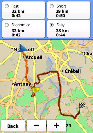 Navigation for Europe - iGO My way 2010