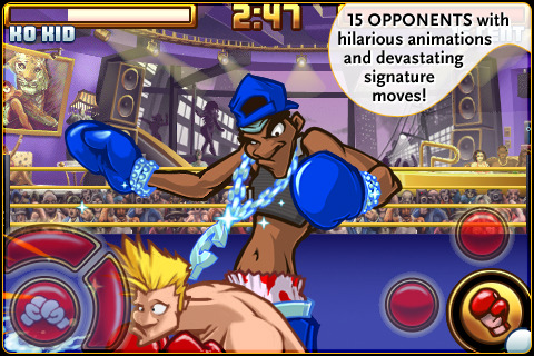 Super K.O. Boxing 2