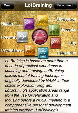 LotBraining Mental Training for Personal Development