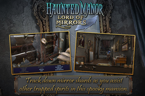 Haunted Manor ~ Lord of Mirrors