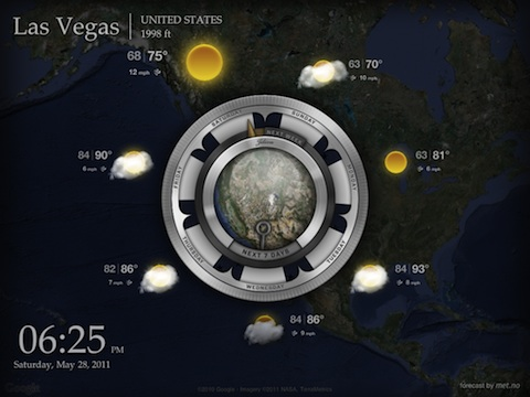 Aelios Weather