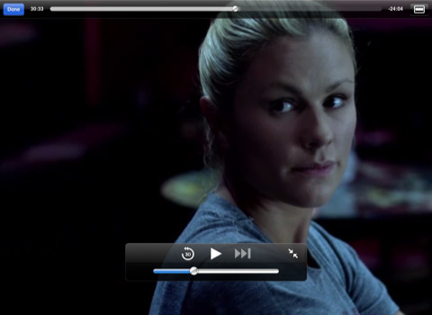 HBO GO app video playback