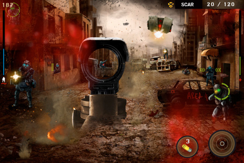 Overkill on the iPhone
