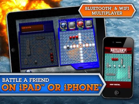 BATTLESHIP for iPad