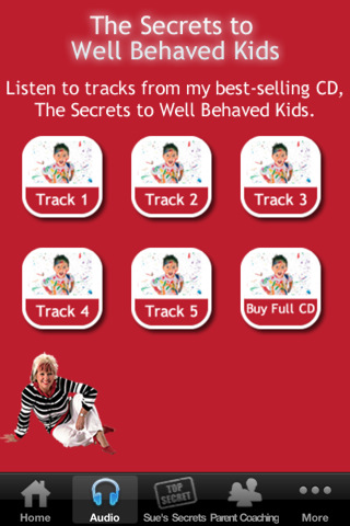 Sue Atkins' Parenting Made Easy - The Secrets to Well Behaved Kids