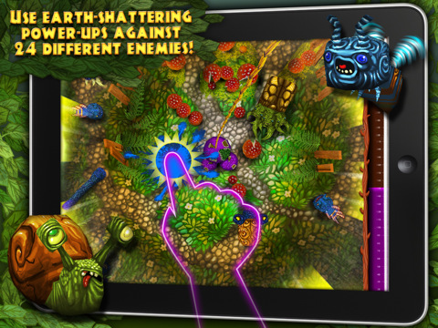 Ant Raid iPad app review
