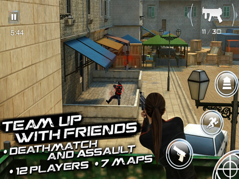Silent Ops from Gameloft