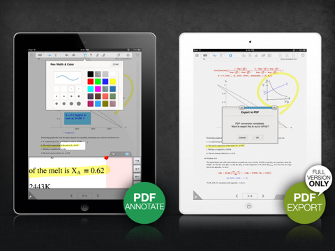 import pdf into notes ipad