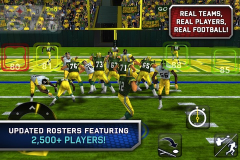 MADDEN NFL 12 by EA SPORTS iPhone Review