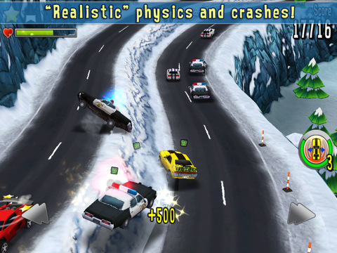 Reckless Getaway for iPhone and iPad