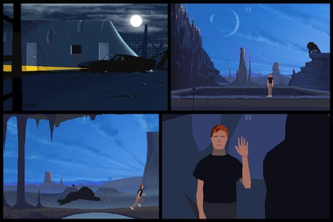 Another World - 20th Anniversary iPad and iPhone app review