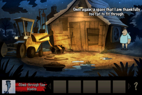 HECTOR: Ep3 – Beyond Reasonable Doom on iPad