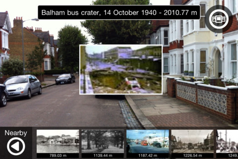 Historypin iPhone app
