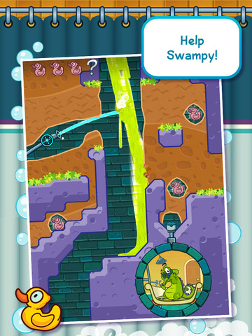 Monster Island iPhone game