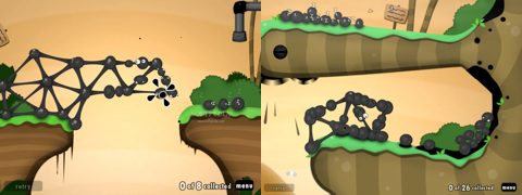 World of Goo HD iPad and iPhone app review