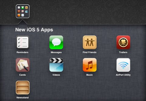 9 New iOS 5 Apps for iPhone iPad and iPod touch
