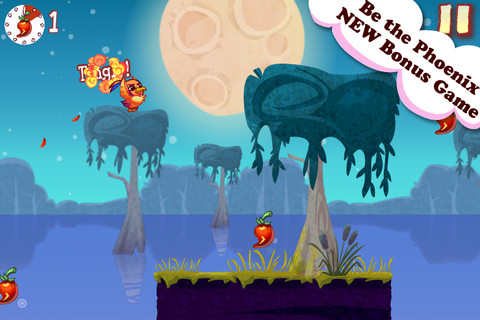 Early Bird iPhone game review