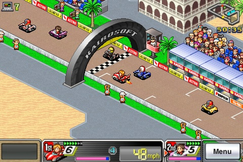 Grand Prix Story iPhone game review