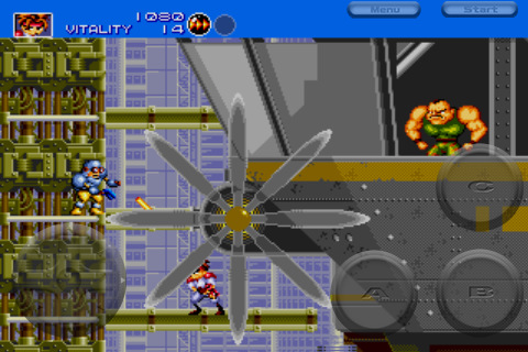 Gunstar Heroes iPhone app review