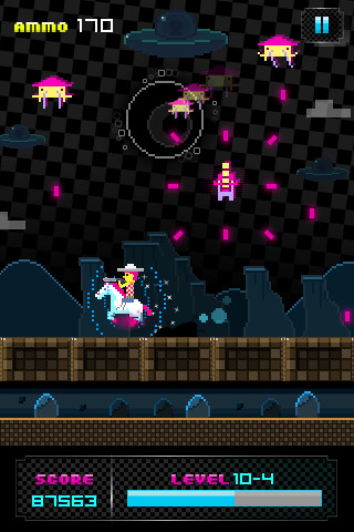 Pixel Ranger iPhone game review