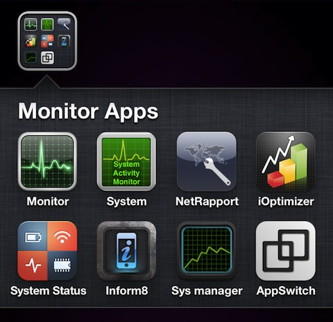Activity Monitor iPhone Apps - useful for solving iPhone 4S battery life issues