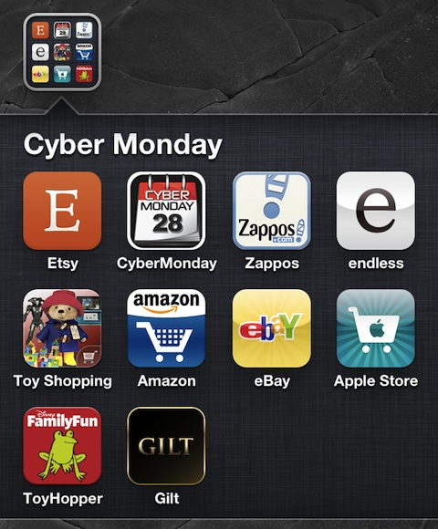 Best Cyber Monday iPhone apps