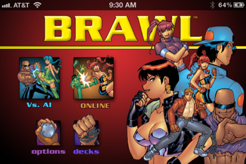 BRAWL iPhone app review