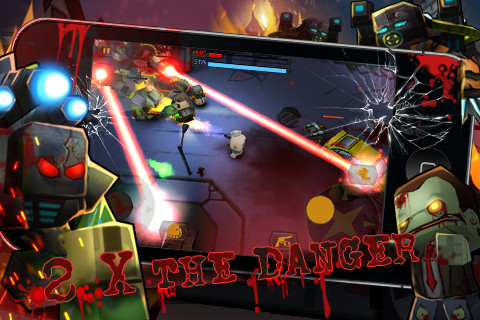 Call of Mini: Double Shot iPhone app review