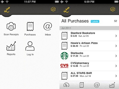 Lemon - Receipts Refreshed iPhone app review