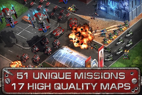 Area 51 Defense iPhone game review