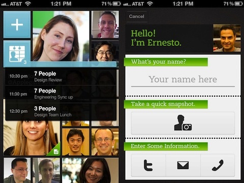 Evernote Hello iPhone app review