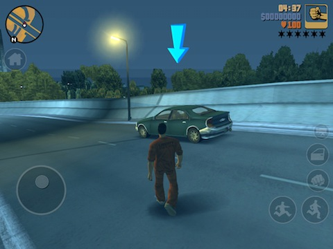Grand Theft Auto 3 iOS app review