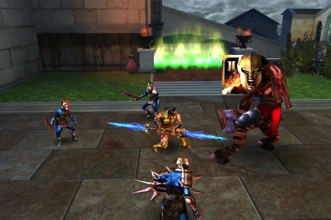 Hero of Sparta II iPhone app review