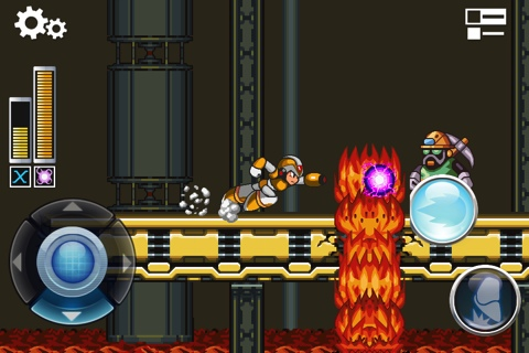 Mega Man X iPhone app review